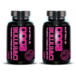 1+1 Carnitine 2000 - Best Nutrition 90+90 tbl