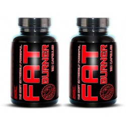 1+1 Fat Burner Termobooster - Best Nutrition 120+120 kaps