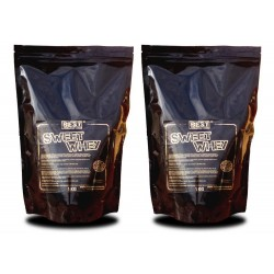 1+1 Zadarmo: Sweet Whey od Best Nutrition 1kg + 1kg