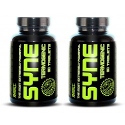 1+1 Syne Thermogenic Fat Burner - Best Nutrition 90+90 tbl