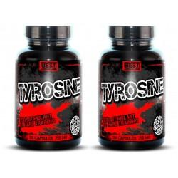 1+1 Tyrosine - Best Nutrition 120+120 kaps