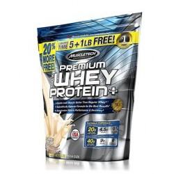 100% Premium Whey Protein Plus 2720 g - MUSCLETECH