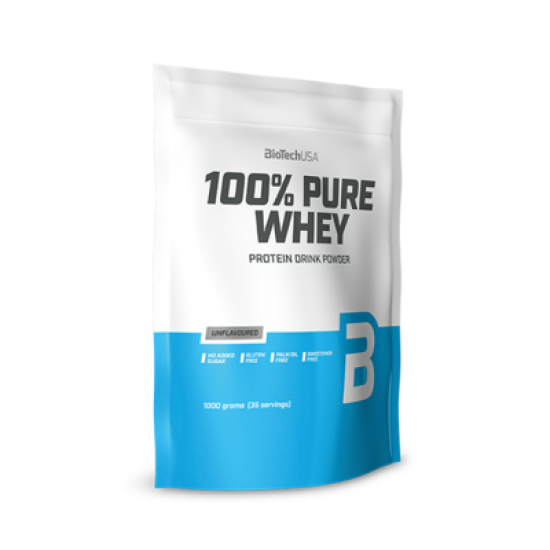 100% Pure Whey - BIOTECH USA 1000g