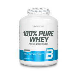 100% Pure Whey - BIOTECH USA 2270g