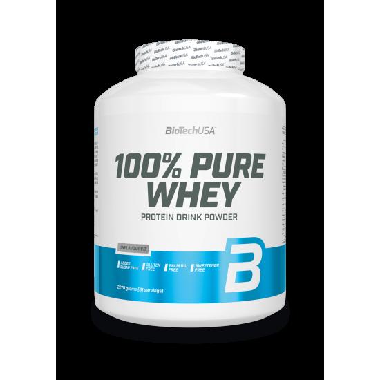 100% Pure Whey - BIOTECH USA 2270g