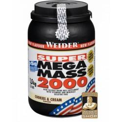 Super Mega Mass 2000 - WEIDER 1500g