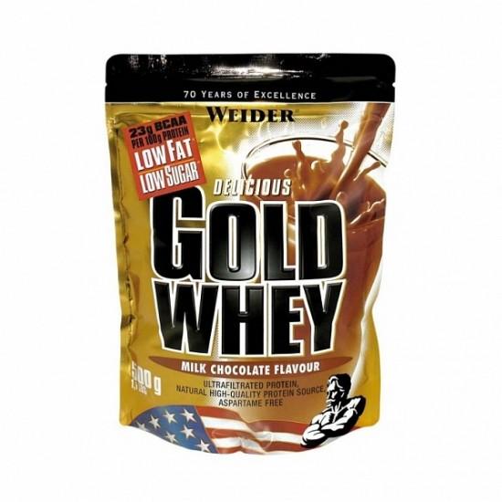 Gold Whey - WEIDER 500g