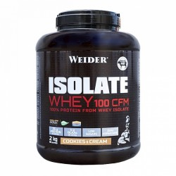 Isolate Whey 100 CFM - WEIDER 2000g