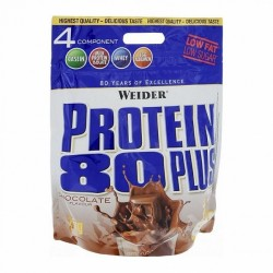 Protein 80 Plus - WEIDER 2000g