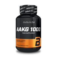 AAKG 1000 100 tab - BIOTECH USA