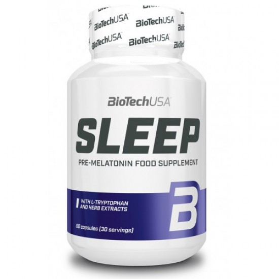 Sleep 60 kaps - BIOTECH USA