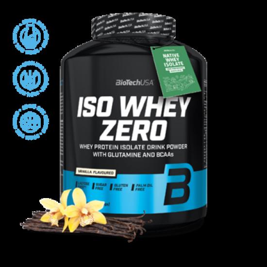 Iso Whey Zero - BIOTECH USA 2270g