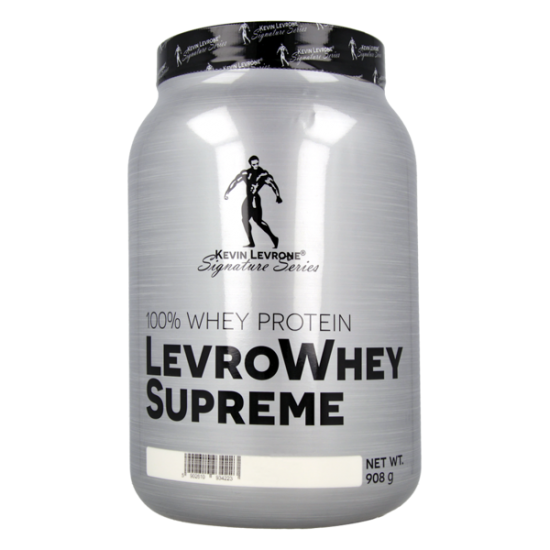 LevroWhey Supreme 908g - KEVIN LEVRONE