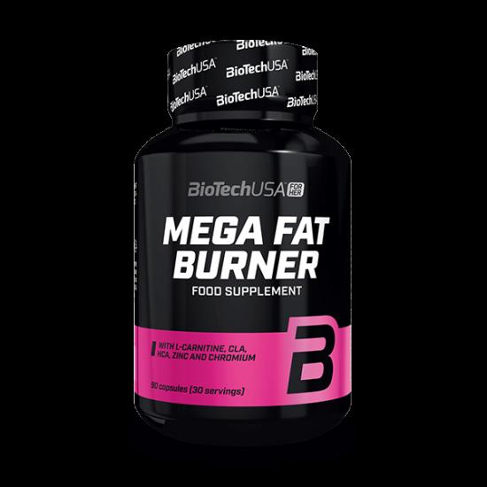 Mega Fat Burner For Her 90 kaps - BIOTECH USA