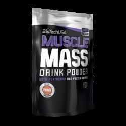 Muscle Mass vynovený - BIOTECH USA 1000g