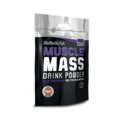 Muscle Mass vynovený - BIOTECH USA 4000g