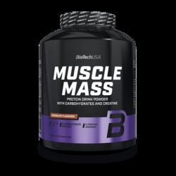 Muscle Mass vynovený - BIOTECH USA 2270g
