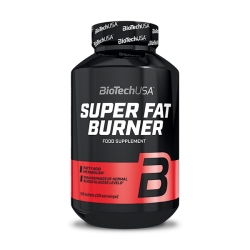 Super Fat Burner 120 tab - BIOTECH USA