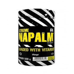 XTREME NAPALM® WITH VITARGO® 500g - FITNESS AUTHORITY