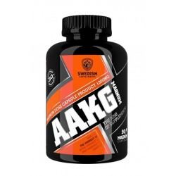 AAKG Magnum Caps - Swedish Supplements 90 kaps