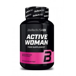 Active Women For Her 60 tab - BIOTECH USA