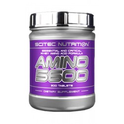 Amino 5600 1000 tab - SCITEC NUTRITION