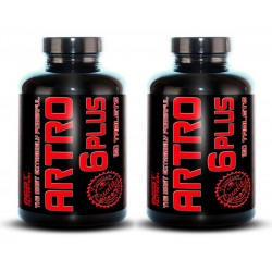 1+1 Zadarmo: Artro 6 Plus 60 + 60 tab - Best Nutrition
