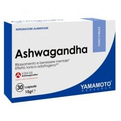 Ashwagandha 30 kaps - Yamamoto