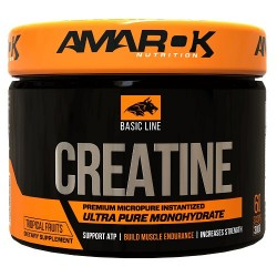 Basic Line CREATINE - AMAROK NUTRITION 300g
