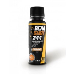 BCAA 2:1:1 Shot 90ml - SANDOW NUTRITION