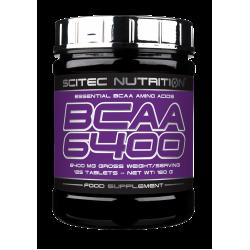 BCAA 6400 375 tab - SCITEC NUTRITION