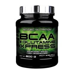 BCAA + GLUTAMINE  XPRESS 600G - SCITEC NUTRITION