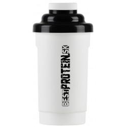 Šejker 500 ml biely - Best Protein
