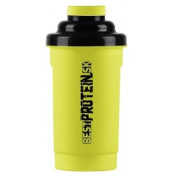 Šejker 500 ml žltý - Best Protein