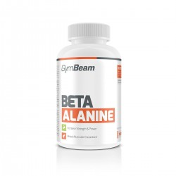 Beta alanine 120 tab - GymBeam