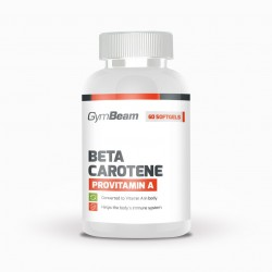 Beta Carotene 60 kaps - GYMBEAM
