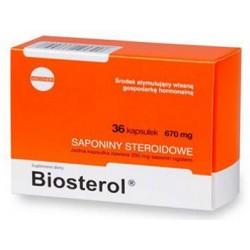 Biosterol 36 caps - MEGABOL