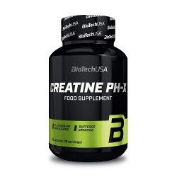 Creatine pH - X 90 kaps - BIOTECH USA