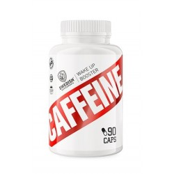 Caffeine - Swedish Supplements 90 kaps