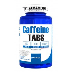 Caffeine Tabs 100 tab - Yamamoto