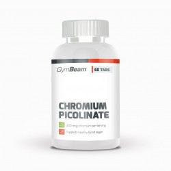 Chromium Picolinate 60 tab - GYMBEAM