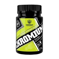 Chromium - Swedish Supplements 90 tbl
