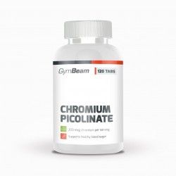 Chromium Picolinate 120 tab - GYMBEAM