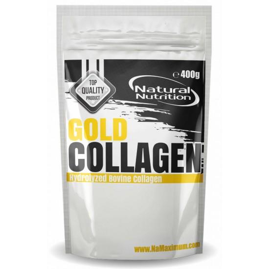 Collagen Gold - hydrolyzovaný kolagén 300 g - NATURAL NUTRITION