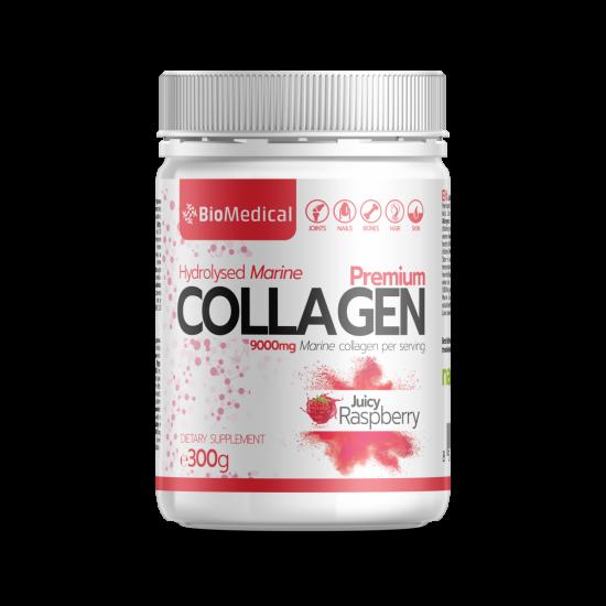 Collagen Premium - hydrolyzovaný rybací kolagén 300 g - NATURAL NUTRITION