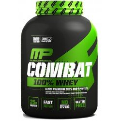 Combat 100% Whey 2270 g - MUSCLEPHARM