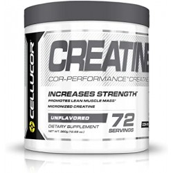 COR-Performance Micronized Creatine + ručník CELLUCOR - CELLUCOR 360 g