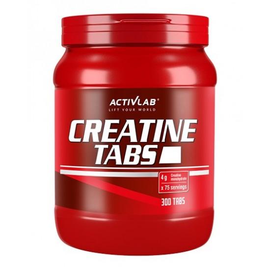 CREATINE TABS 300 tab - ACTIVLAB