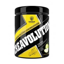 Creavolution - Swedish Supplements 500 g