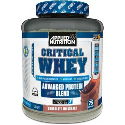 CRITICAL WHEY 2270g - APPLIED NUTRITION
